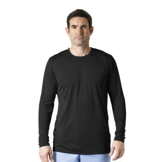 Carhartt Knit Mens L/S Force Tee Scrub Top-
