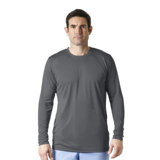 Carhartt Knit Mens L/S Force Tee Scrub Top-Carhartt