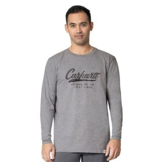 CHK Mens Crew Neck LS Graphic Tee-Carhartt