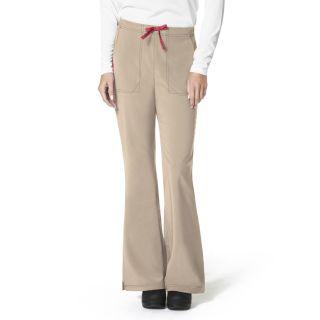 Carhartt Cross Flex Ladies Flat Front Flare Pant - C52210-Carhartt