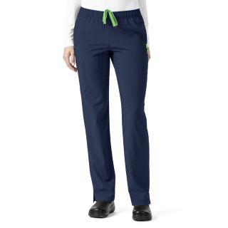 Full Elastic Slim Leg Pant-