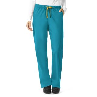WSL - Carhartt FORCE Women's 4 Pocket Straight Leg Scrub Pants - C56201-Carhartt