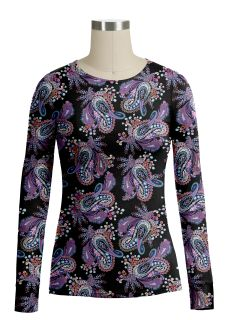 V2107 Printed Knit Layer Top by Vera Bradley-VeraBradley