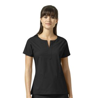 LINDA Notch Neck Top-VeraBradley