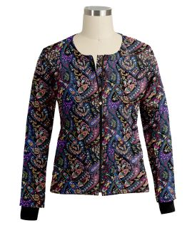 JULIA Warm Up Printed Jacket-Vera Bradley