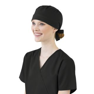WonderWink WonderWork Medical Unisex Solid Scrub Cap-WonderWink