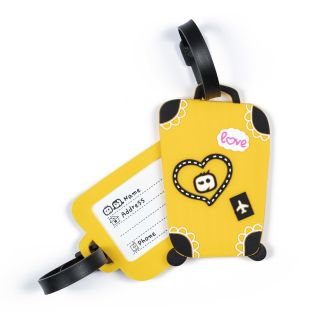 WonderWink Luggage Tag-