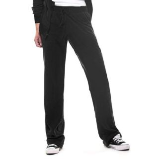 Cotton Fleece Track Pant-WonderWink