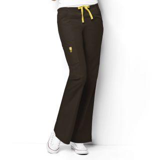 Womens Romeo Flare Leg Cargo Pant-