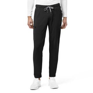 WRN Mens Jogger Pant Black-