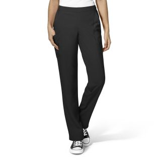 Womens Full Elastic Pant-WonderWink