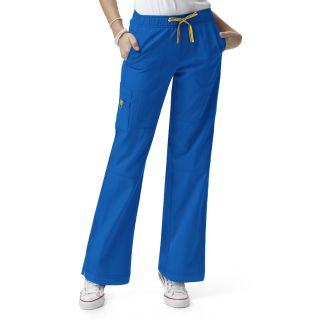 Classic 4 Stretch - Sporty Cargo Pant by Wink-WonderWink