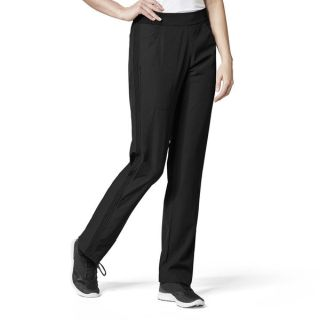 Slim Line Secret Cargo Pant-WonderWink