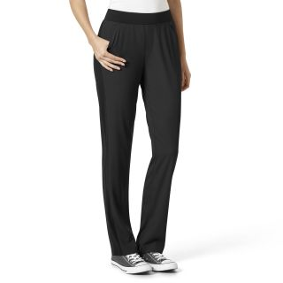 Flex Racer Pull On Pant-WonderWink
