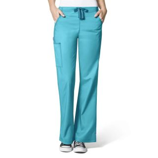 Wonder Flex Grace Flare Leg Womens Pant by Wink-WonderWink