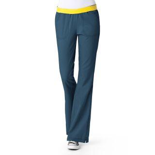 Womens Flip Flare Leg Pant-WonderWink