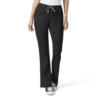 Moderate Flare Leg Cargo Pant-