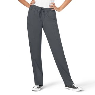 NEO Essential Straight Leg Scrub Pants by Wink-WonderWink