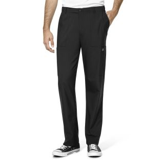 Mens Flat Front Cargo Pant-