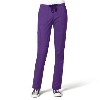 Slim Straight Pant-WonderWink