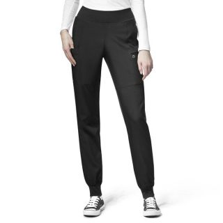 Womens Flex Cargo Pant-WonderWink
