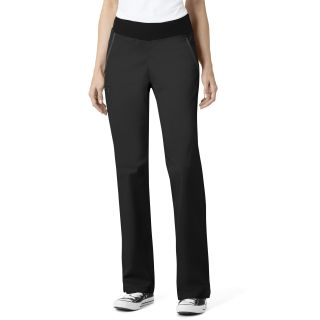 WonderWink Seven-Flex Womens Pull On Scrub Pant-WonderWink