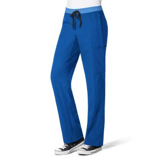 WSL - Classic 4 Stretch - Straight Leg Cargo Pant by Wink-WonderWink