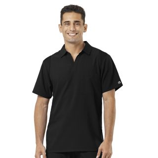 W23 Mens Collared Top-