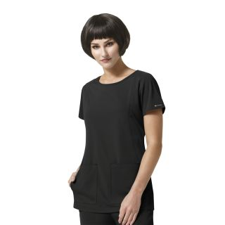 Neo - Boat Neck Top-