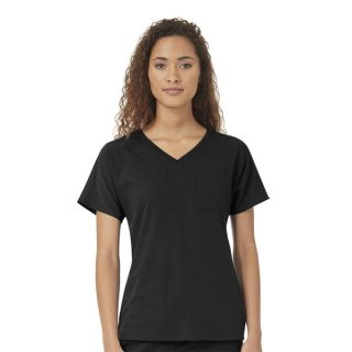 Womens Dolman 3 Pocket Top-WonderWink