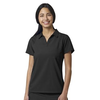 W23 Womens Collared Top-