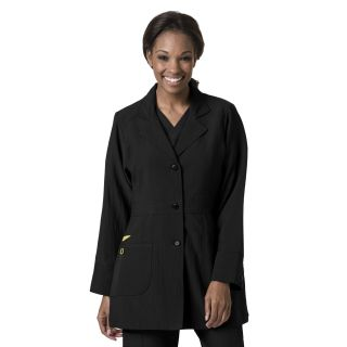 Womens Stretch Lab Coat-