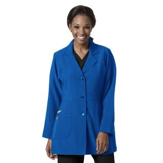 "Wink 32"" Women's Stretch Lab Coat-WonderWink"
