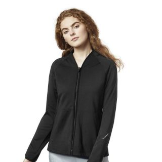 Fleece Full Zip Jacket-WonderWink