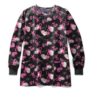 Poly Print Warm Up Jacket-Zoe+Chloe