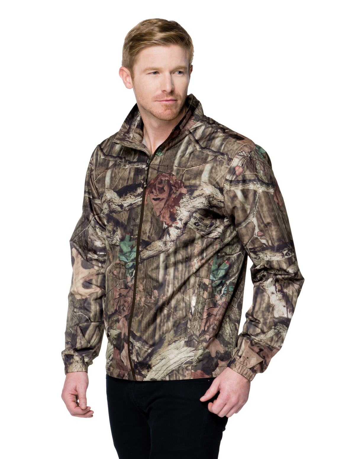 4287a2caec89e Matrix Camo-Lightweight Jacket Features A Shell Of Windproof/Water  Resistant Polyester With Upf 25 Protection