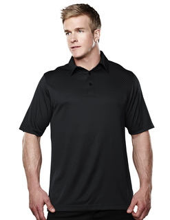 Spades-Mens 100 Polyester Knit Polo Shirts-