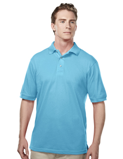 Element-Mens 60/40 Easy Care Short Sleeve Pique Golf Shirt-Tri-Mountain