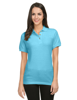 Contour-Women 60/40 Pique Golf Shirt-