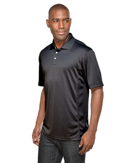 Vigor-Mens Poly Ultracool Pique Golf Shirt-