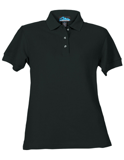 Autograph-Womens Cotton Pique Golf Shirt-