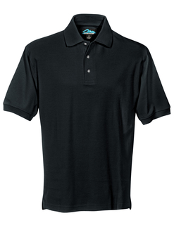 Signature-Mens Cotton Pique Golf Shirt