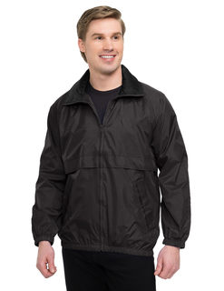 Highland-Nylon Jacket With Mesh Lining-