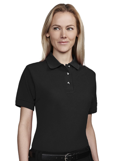 Artisan-Womens 60/40 Stain Resistant Pique Golf Shirt