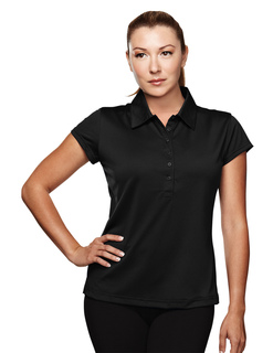 California-Womens Poly Ultracool Golf Shirt-TM Performance