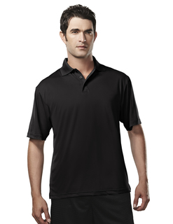 Campus-Mens Poly Ultracool Golf Shirt-TM Performance