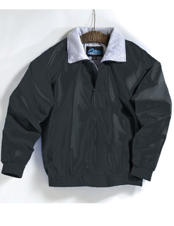 Clipper-Nylon Jacket With Jersey Lining