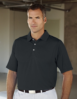 Westchester-Mens 90% Polyester / 10% Spandex Knit Polo Shirt