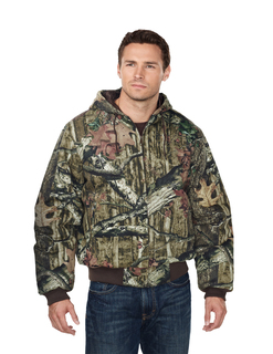 Timberline Camo-Heavyweight Work Jacket With Realtree Ap® Pattern-Tri-Mountain
