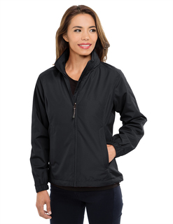 Eos-Womens 100% Polyester Long Sleeve Jacket With Water Resistent